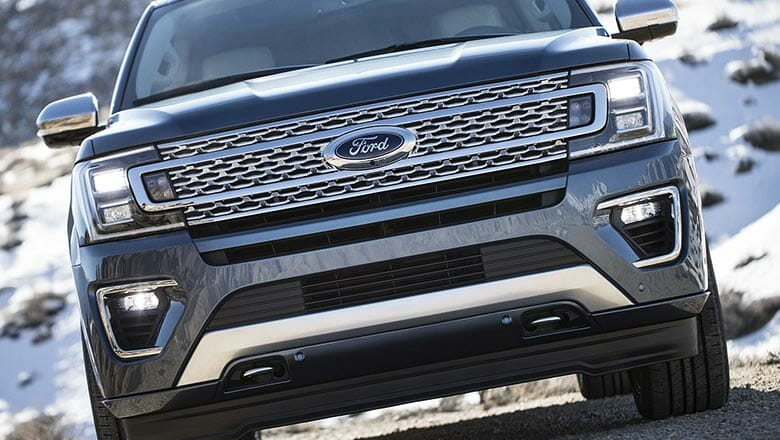 2018 Ford Expedition перед