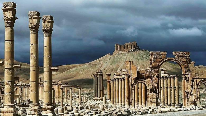 Пальмира 2019
