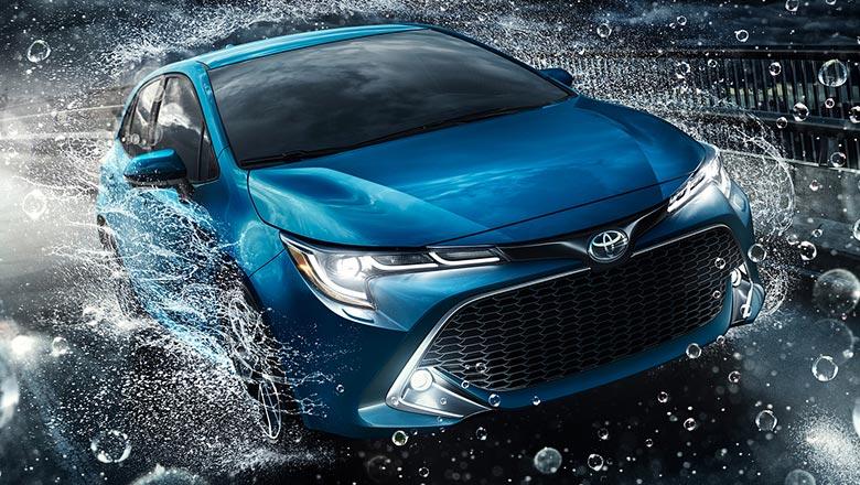Тойота Королла 2019