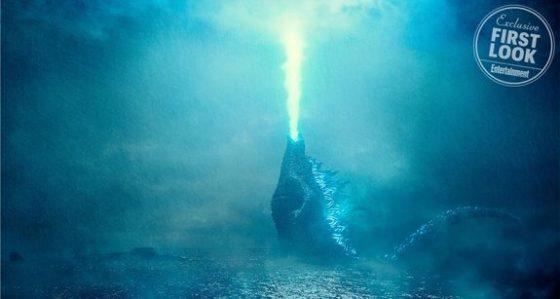 кадр из фильма Годзилла 2