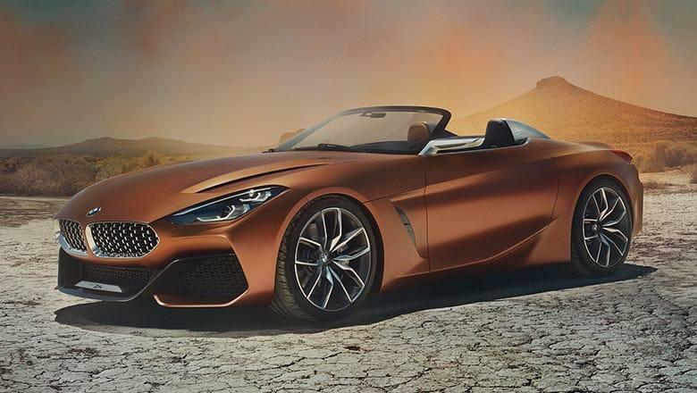 BMW Z4 Concept 2019