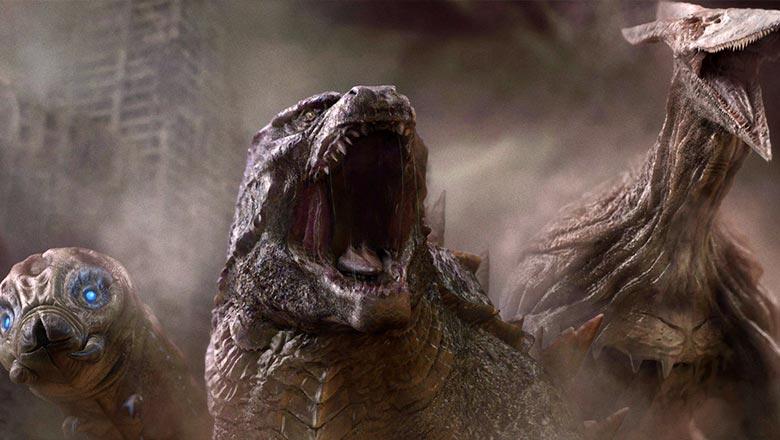 Godzilla 2 promo