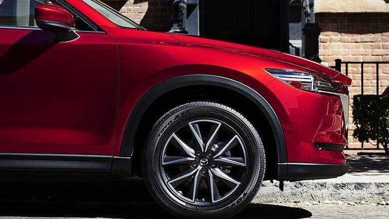 Mazda CX‑5 2019 колесные арки