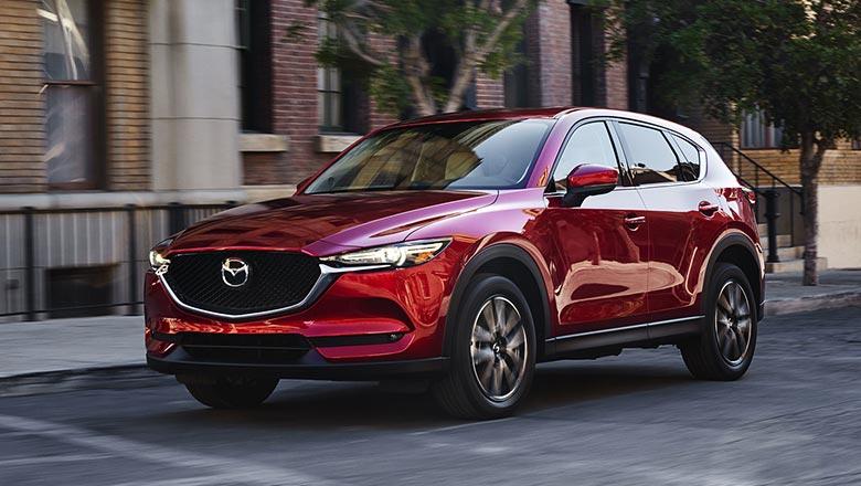 Mazda CX‑5 2019