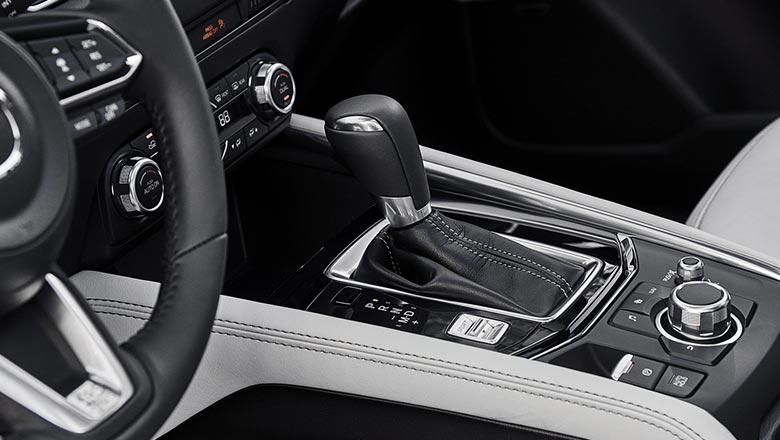 Mazda CX‑5 2019 коробка передач