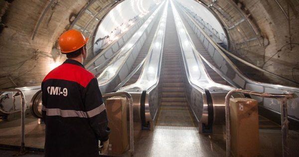 Новые станции метро в Санкт-Петербурге 2019
