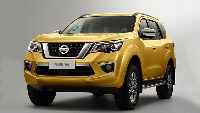 Nissan Terra 2018 2019