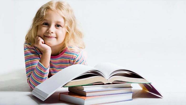 ребенок и книги
