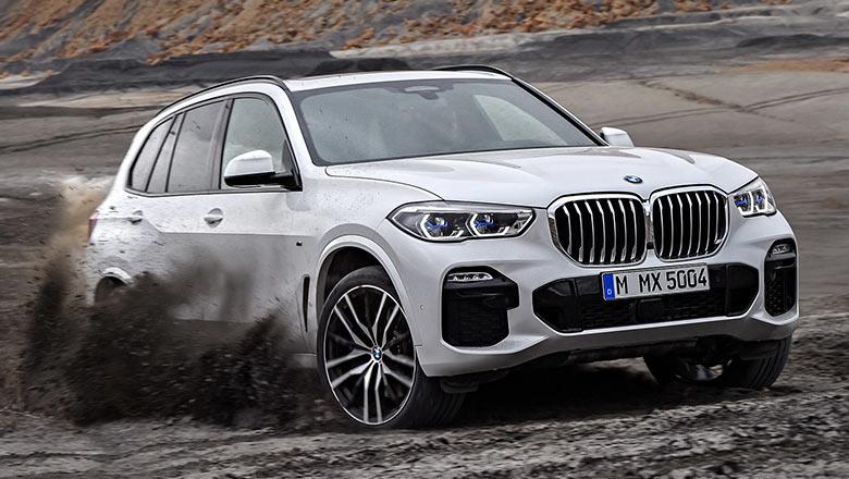 New BMW X5 2019 Photo