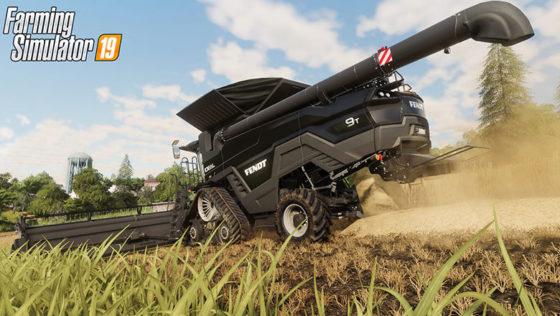 farming simulator 2019 скриншот