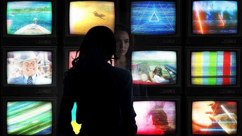 Первый кадр из сиквела «Чудо-женщины»
