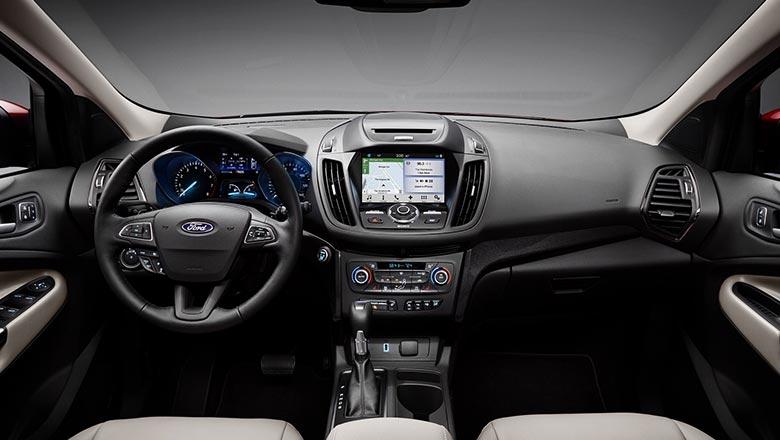 Ford Kuga 2019 Salon Photos