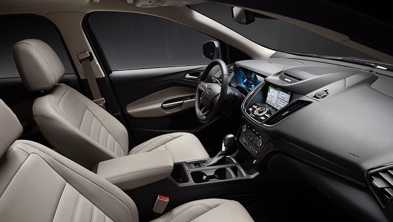 Ford Kuga 2019 photo interior