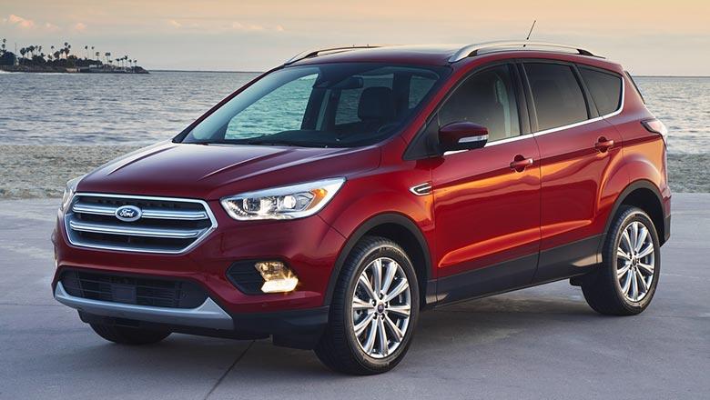 Новый Форд Куга 2018/2019   фото, новый кузов, цена