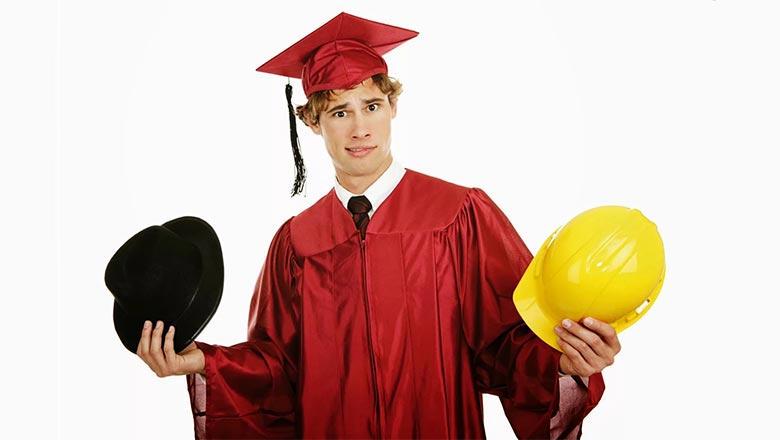 безработные выпускиники