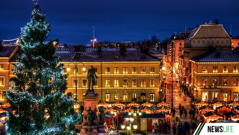 новый год в финляндии 2019