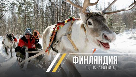 отдых на новый год 2019 в финляндии