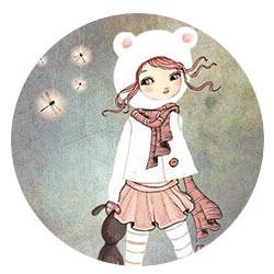 девочка-декабрь