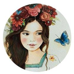 девочка-июнь