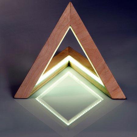 лампа геометрия