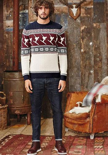 мужская мода 2019 вязание