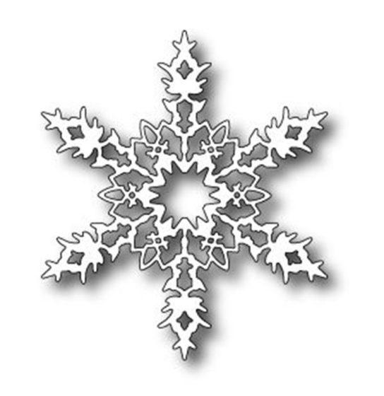 снежинки трафарет